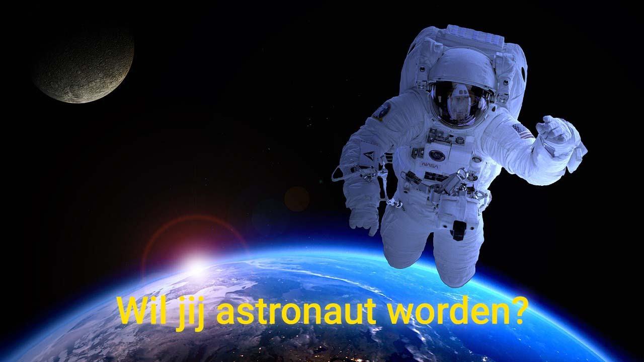Astronaut worden